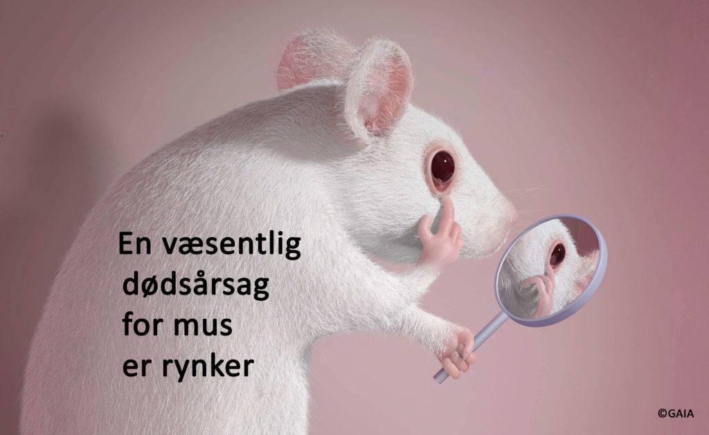 Forsøgsdyrenea Værn Botox mus